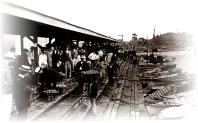 Una instancia en el Mercado de Frutos, alrededor de 1900.width=